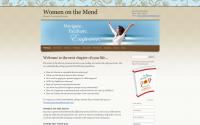 Women on the Mend Web Design