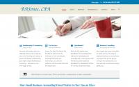 BA Jones, CPA Web Design