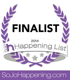 Finalist on Most Happening 2014