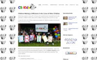 CB Kids Web Design