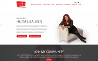 Lisa Bien Web Design