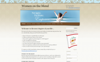 Women on the Mend Web Design