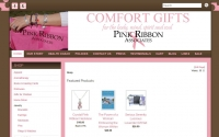 Pink Ribbon Associates Web Design
