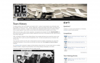 Bishop Eustace Crew Web Design