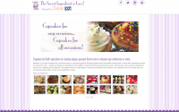 Cupcakes by Ruth Web Design