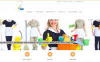 Dial A Mop Web Design