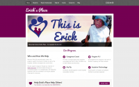 Erick's Place Web Design