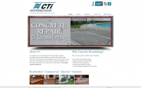 Concrete Resurfacing & Design, Inc. Web Design