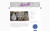 Tie the Knot Bridal Boutique Web Design