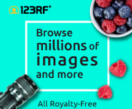 Affordable Stock Photos from 123RF
